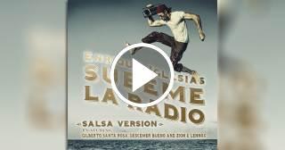 """ESTRENO: """"Súbeme la radio"""" en versión salsa con Enrique Iglesias, Gilberto Santa Rosa, Descemer Bueno y Zion & Lennox"""