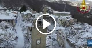 Tres sismos sacuden el centro de Italia en menos de una hora