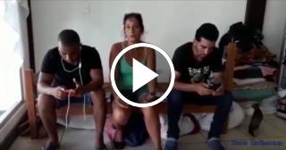 El testimonio de cubana varada en Costa Rica
