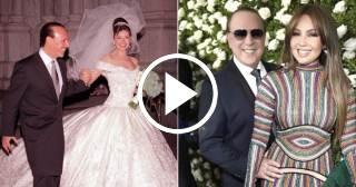 Emotivo vídeo de Thalía a Tommy Mottola por sus 17 años de matrimonio