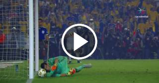 Tigres campeones del Apertura 2016 tras ganar al América. Revive la increíble tanda de penaltis