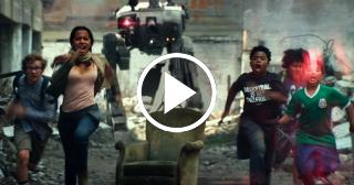 No te pierdas el impactante nuevo tráiler de Transformers 5