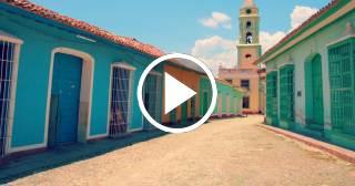 Trinidad, ciudad mágica y encantadora (Video)