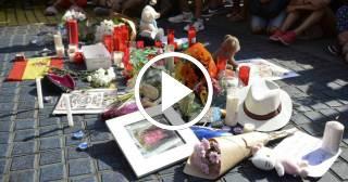 Identificadas las primeras víctimas mortales en el atentado en Barcelona