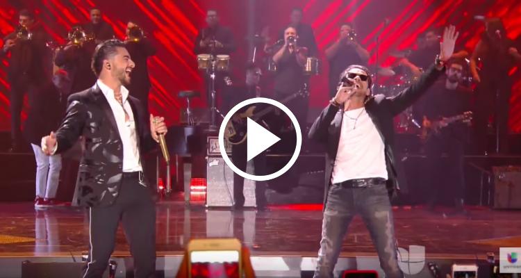 ESTRENO: Maluma ft.Marc Anthony - Felices los 4 (Versión Salsa)