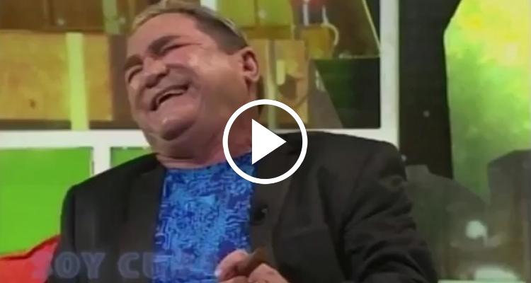"""Antolín el Pichón """"sin pelos en la lengua"""" en 23 y M"""