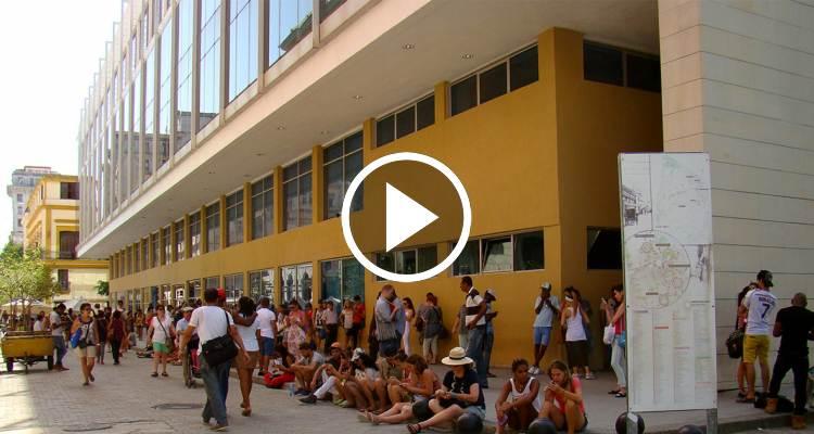 Redes clandestinas llevan Internet a los cubanos