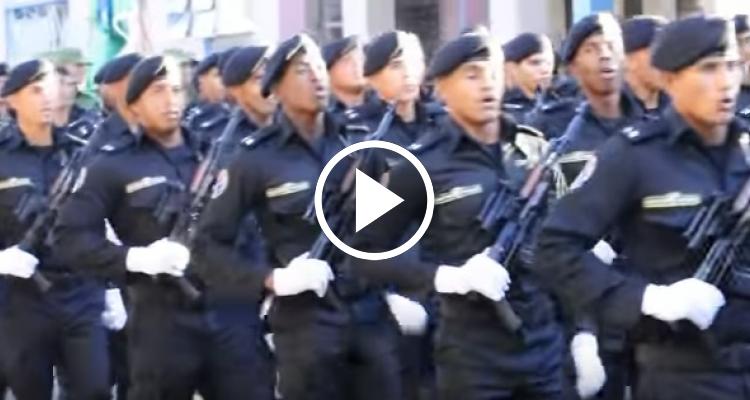 Ejército cubano entona consignas de guerra contra Obama en Desfile Militar