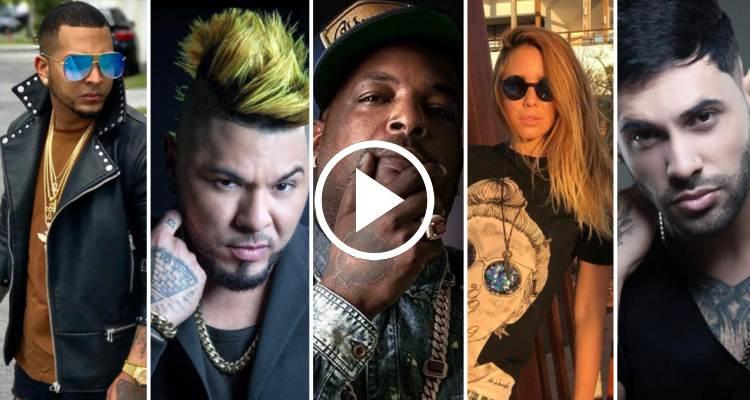 (ESTRENO) Yulien Oviedo, Chacal, Srta Dayana, Micha, Divan y Jay Maly - Cuba está de moda (Remix)