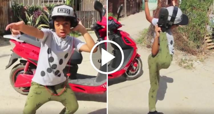 Niño cubano vuelve a enamorar las redes con su espectacular baile