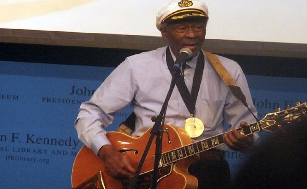 Fallece Chuck Berry, una de las grandes leyendas del Rock & Roll