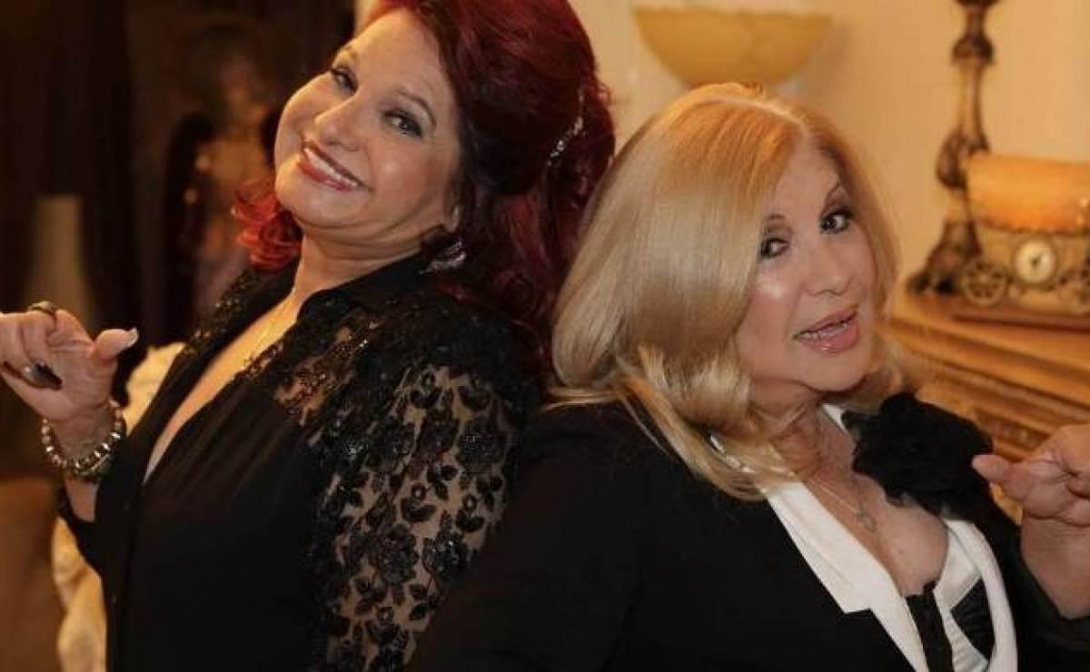 """Mirtha Medina y Annia Linares juntas otra vez en """"Ellos nunca se fueron"""""""