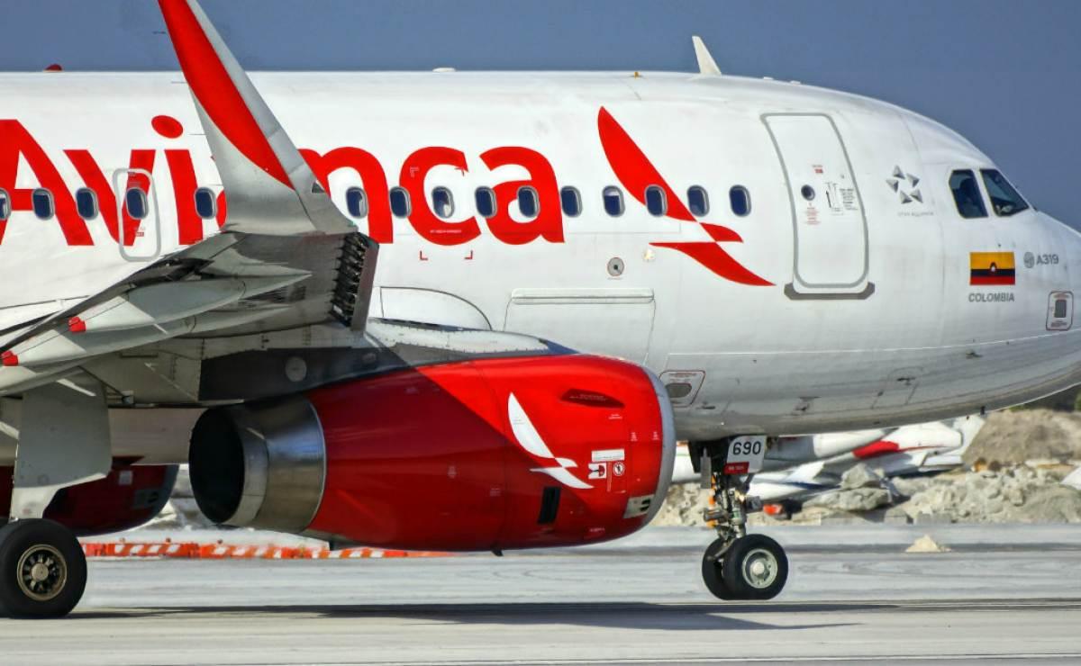 Avianca desvía un avión ruta Miami-Bogotá por fallas técnicas