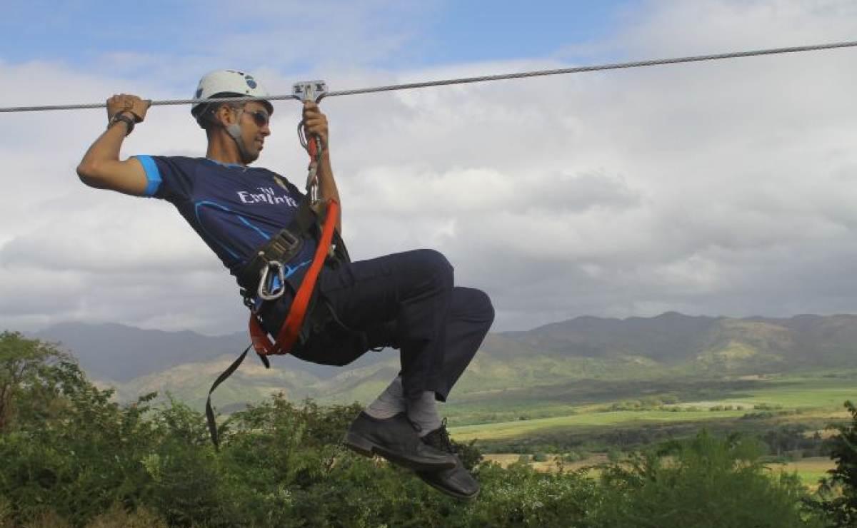 Trinidad estrena la tercera instalación de Canopy en Cuba (VÍDEO)