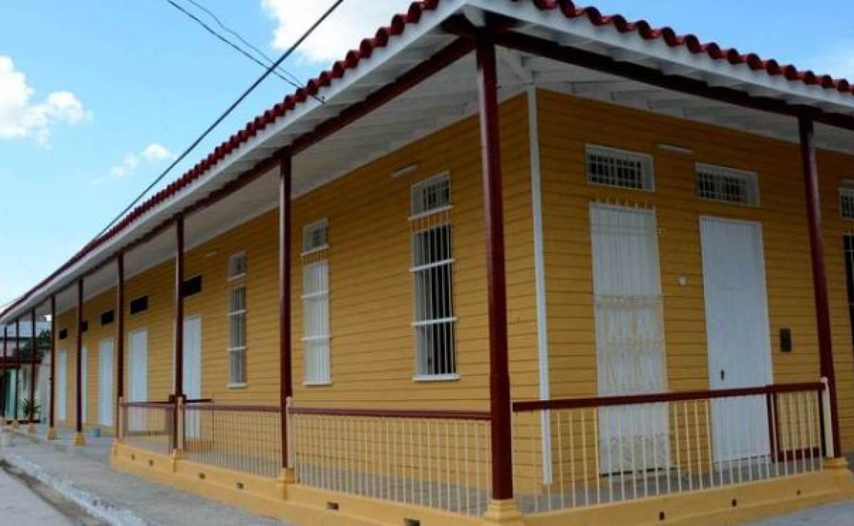 Casa natal de Abel Santamaría gana premio patrimonial de Restauración