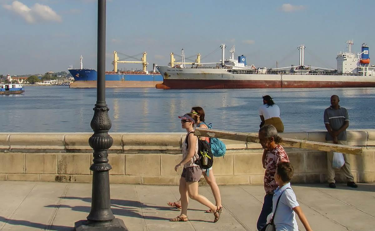 """El catamarán """"Cayetana"""" paseará turistas por la bahía de La Habana"""