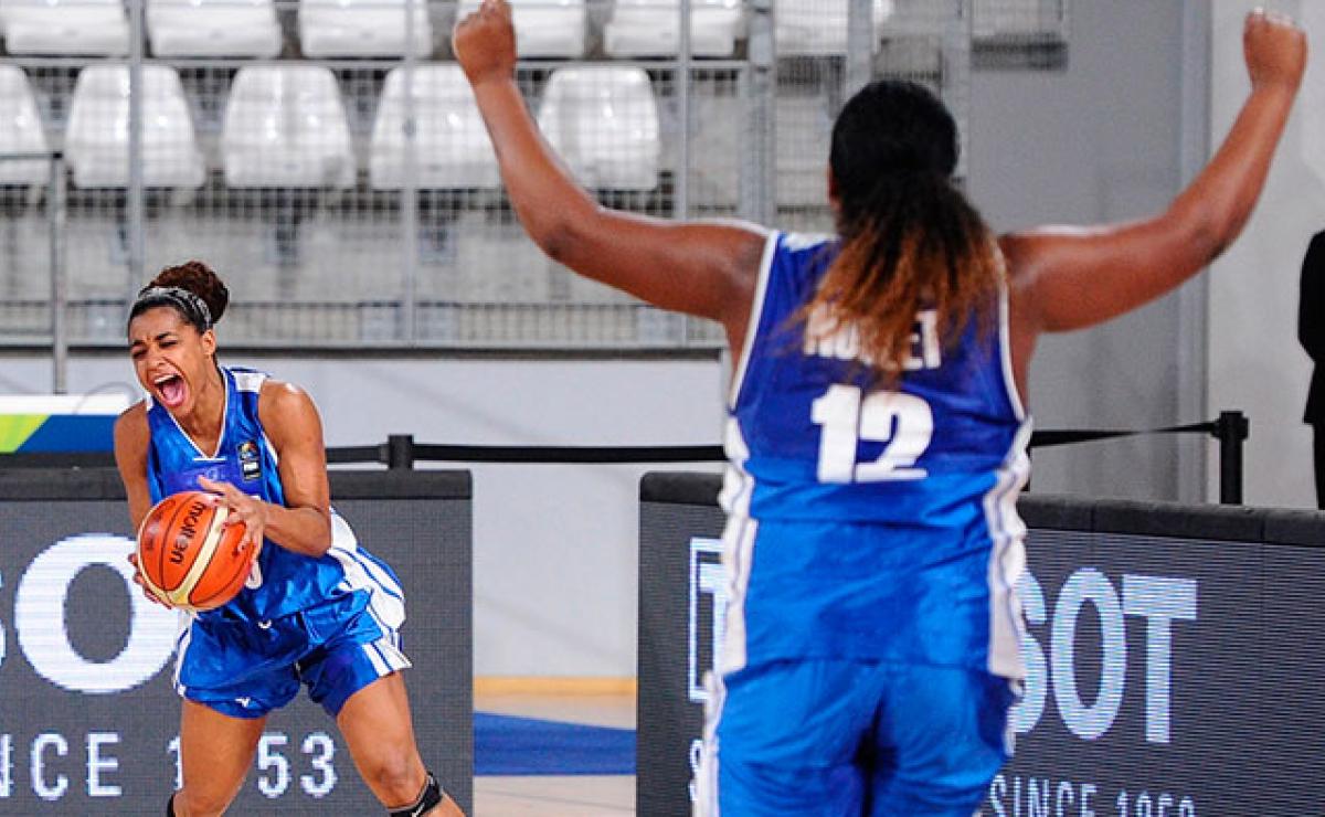 Anuncian preselección cubana de baloncesto femenino