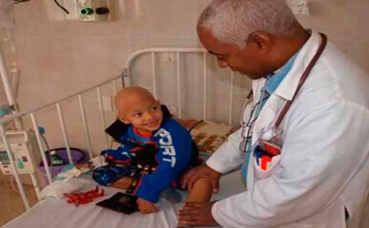 El 80 por ciento de los tratamientos a niños con leucemia en Cuba son exitosos