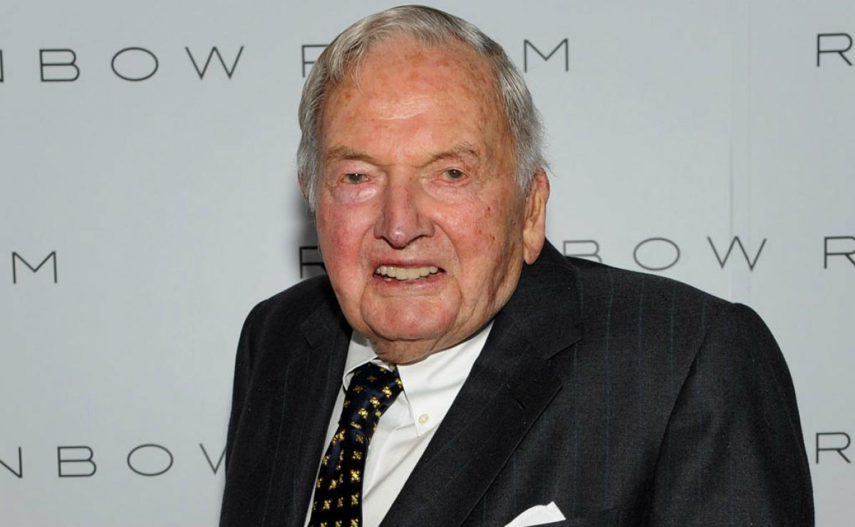 Fallece uno de los mayores multimillonarios del mundo: David Rockefeller