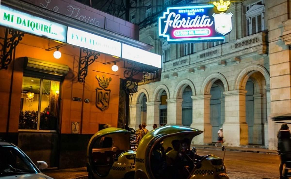 El Floridita, cuna del daiquirí en Cuba, cumple 200 años este 2017