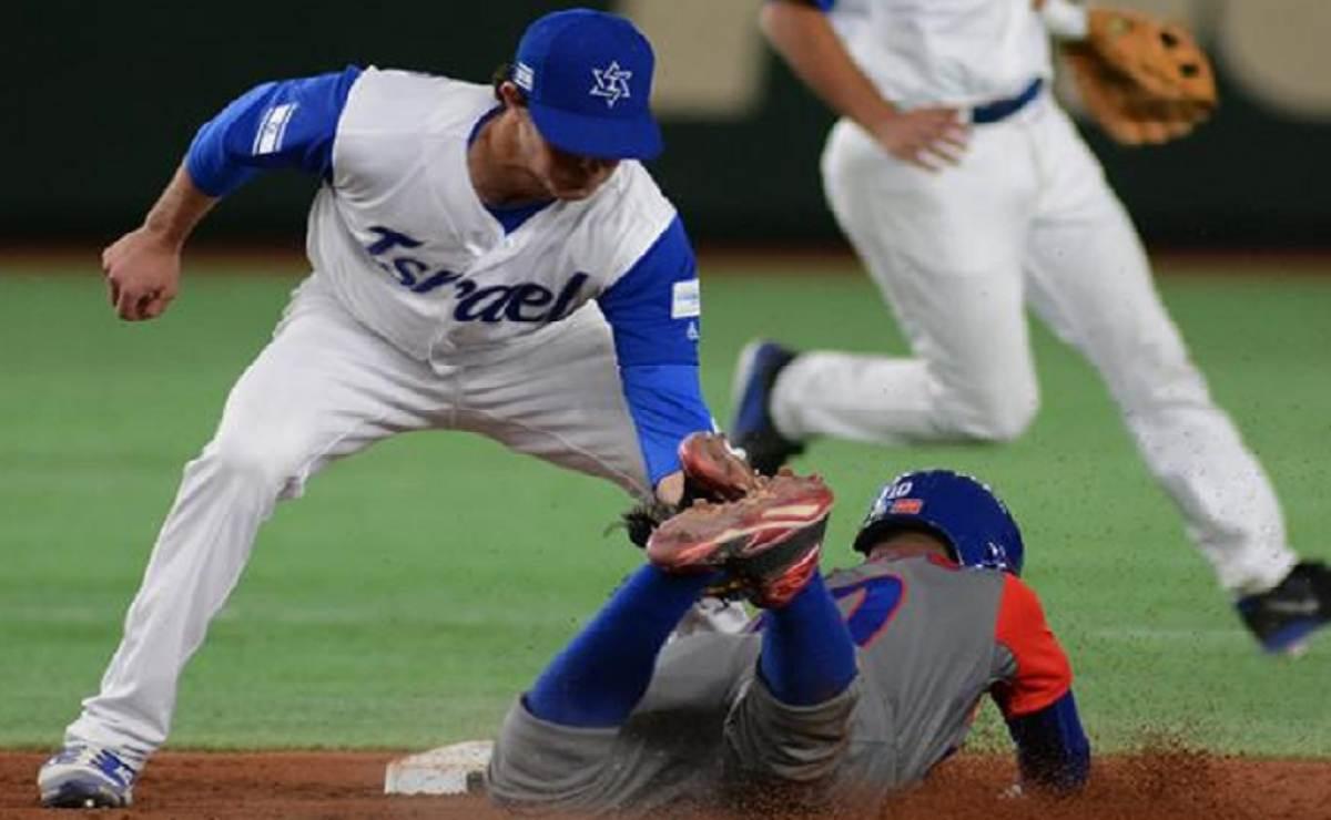 Cuba cae ante Israel en partido del Clásico Mundial de Béisbol, que pudo y debió ganarse