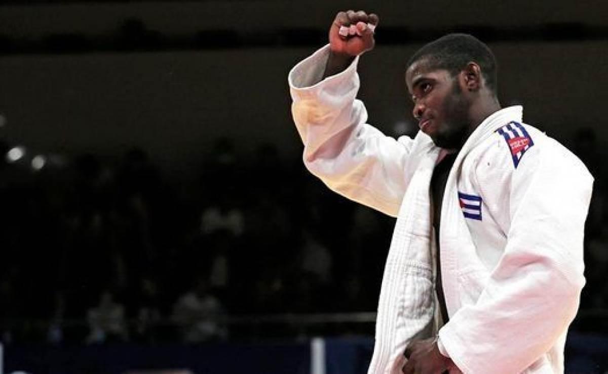 Bronce para el cubano García en Mundial Open de Judo