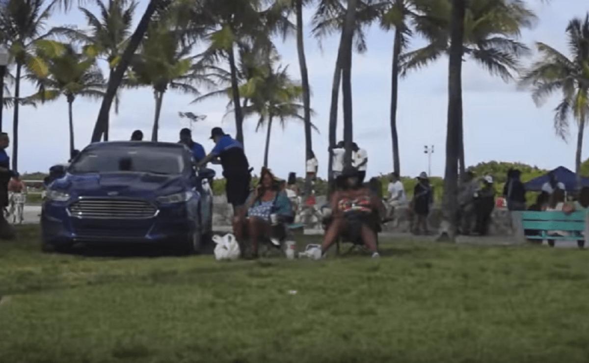 Casi 60 arrestos en el primer día del festival urbano de Miami Beach