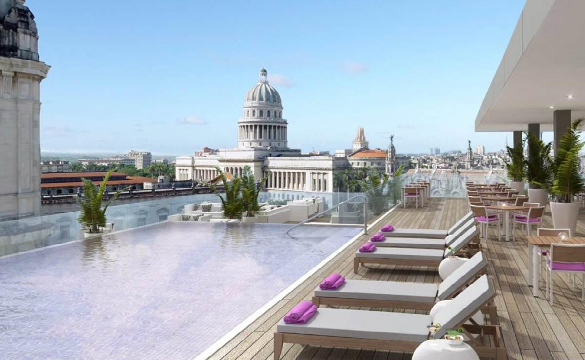 El lujoso hotel 5 estrellas que abrirá la próxima primavera en La Habana