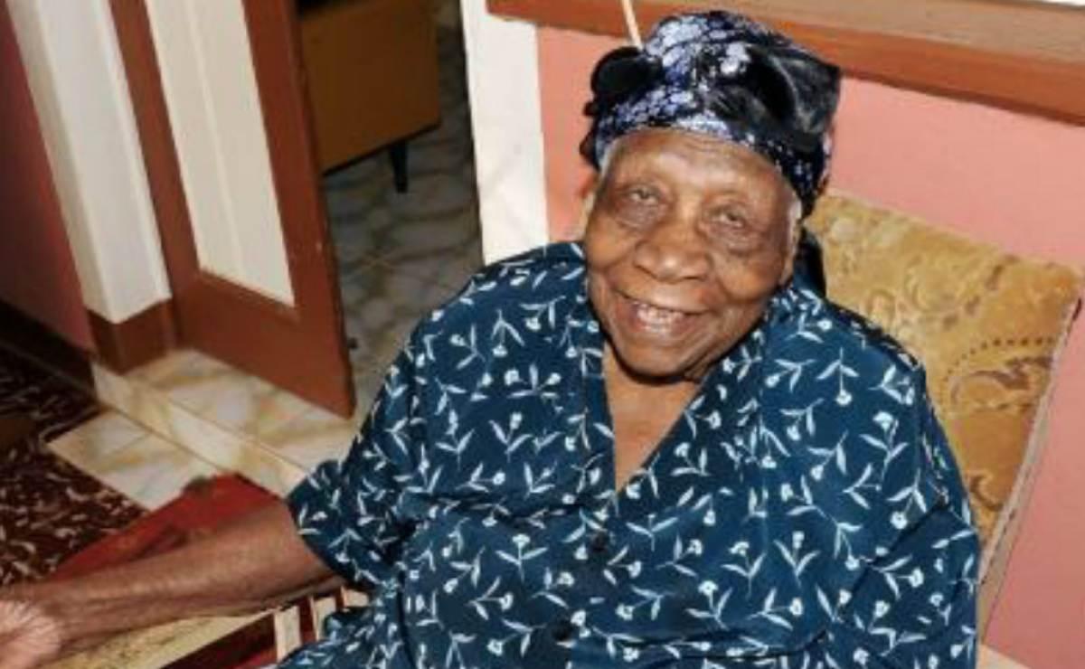 La jamaiquina Violet Brown tiene 117 años y es la persona más longeva del mundo