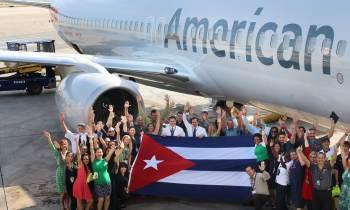 American Airlines mantendrá vuelos a Cuba