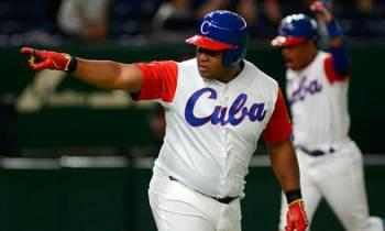 Grand Slam de Alfredo Despaigne da la clasificación a Cuba para segunda fase del Clásico Mundial de Béisbol