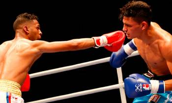 Domadores de Cuba derrotan en cerrado duelo a Caciques de Venezuela en Serie Mundial de Boxeo