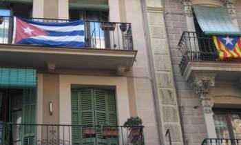 ¿Por qué son tan parecidas la bandera cubana y la bandera independentista catalana?