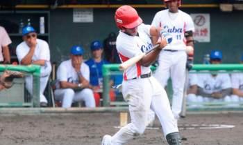 Cuba juvenil jugará 15 encuentros en liga canadiense de béisbol