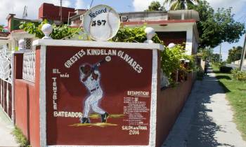 La casa de los símbolos en Santiago de Cuba