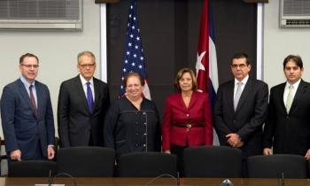 Cuba y Estados Unidos celebran este miércoles quinta reunión de la comisión bilateral