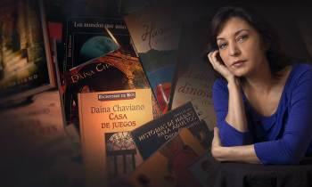 """La escritora cubana Daína Chaviano publicará en 2018 un """"thriller histórico"""""""