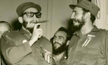 Armando Roblán, el primer doble de Fidel