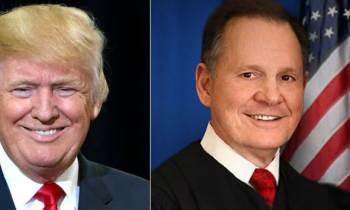 Trump insiste en pedir el voto para el republicano acusado de acoso sexual