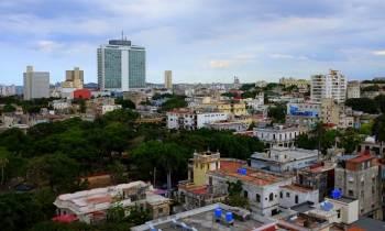 "Rayos X al Hilton de Cuba, hoy ""Habana Libre"""