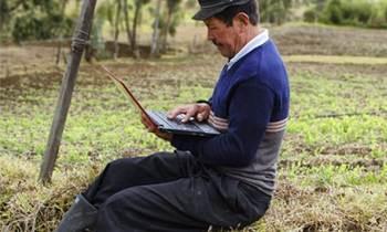 El gobierno cubano planea dotar de Internet a los campesinos