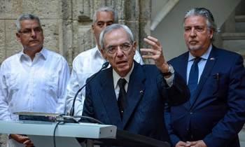 """Eusebio Leal: """"El Hotel Manzana trata de mostrar la Cuba profunda y verdadera, la de la familia"""""""