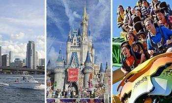 Florida registró una cifra récord devisitantes en el primer semestre de 2017