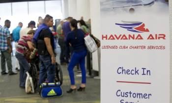 Havana Air acusa a CubaMax de difundir video en el que una empleada maltrata a un pasajero