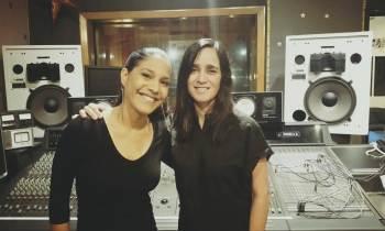 Haydee Milanés graba con Julieta Venegas un tema de Pablo