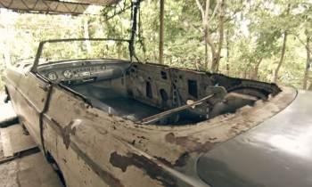 Actor norteamericano encuentra en Cuba el carro perdido de Ernest Hemingway