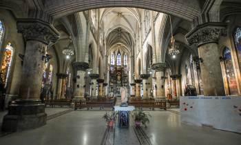 La iglesia del Sagrado Corazón de Jesús o Iglesia de Reina