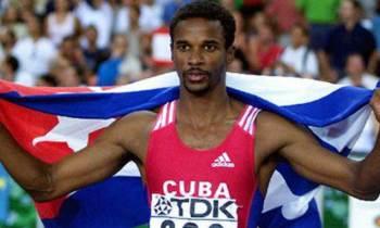 Grandes figuras del deporte cubano: Iván Pedroso