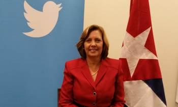 Josefina Vidal ofrece una sesión de preguntas y respuestas en Twitter (+VÍDEOS)