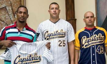 Tres cubanos incluidos en el Todos Estrellas de la Liga Can-Am